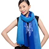 autumn winter scarf Lady air conditioning in warm Joker lace shawl