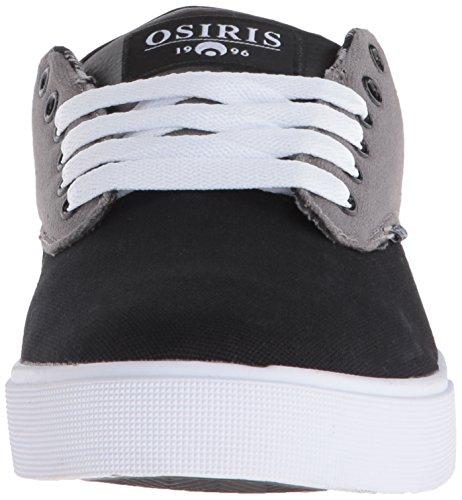 Osiris Mens Slappy Vlc Scarpa Da Skateboard Carbone / Nero