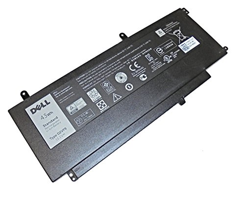 (Dell OEM Genuine Battery PXR51 4 Cell 43 WHr 3840 Inspiron 7547)