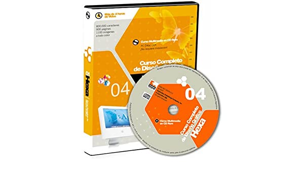 Hexa 4, Curso Completo de Diseno Grafico, Illustrator, InDesign, CorelDraw, Photoshop, QuarkXPress. (Spanish Edition): Daniel Maldonado: 9789871324279: ...