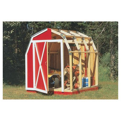 Fast Framer Universal Barn Shed Framing Kit by Northern Tool and Equipment