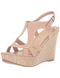 Fergalicious Women's Vista Wedge Sandal