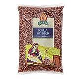 Laxmi Kala Chana Black Chickpeas - Whole Chana, 8 Pound Bag