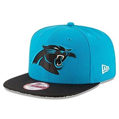 New Era Men's NFL 2016 Panthers 9Fifty Sideline Snapback Cap