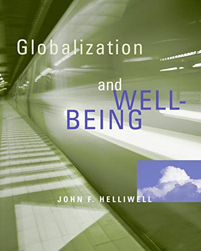 Globalization and Well-Being (Brenda and David McLean Canadian Studies)