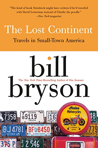 The Lost Continent: Travels in Small Town America Pdf