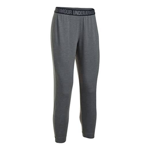 1989ecd3881 Amazon.com : Under Armour Women's Featherweight Fleece Pant : Clothing