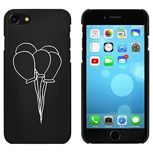 Noir 'Ballons' étui / housse pour iPhone 7 (MC00059343)