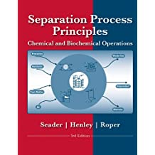 Separation Process Principles with Applications using Process Simulators