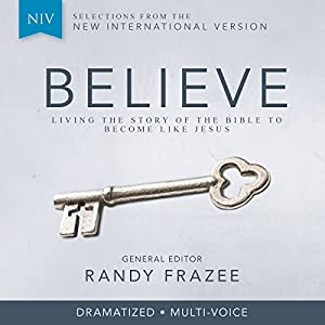 Believe, NIV Audiobook