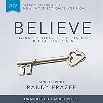 Amazon com: Believe Audio Bible Dramatized - New International