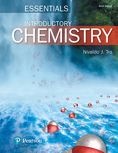 134291808 - Introductory Chemistry Essentials (6th Edition)