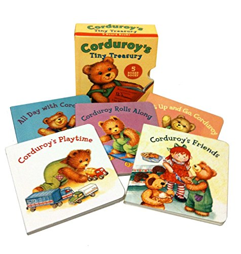Books : Corduroy's Tiny Treasury