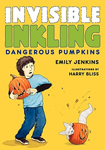 Invisible Inkling: Dangerous Pumpkins ()
