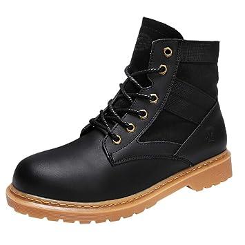 LuckyGirls Zapatos para Hombre Botas Deportivas Zapatillas Casual Moda Cómodas Calzado: Amazon.es: Deportes y aire libre