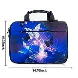 """RICHEN 15"""" Canvas Laptop Shoulder Bag Laptop"""