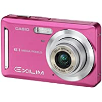 Casio Exilim EX-Z9PK 8MP 3x Zoom 2.6-Inch LCD Screen Digital Camera (Pink) Advantages Review Image