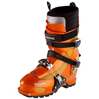 SCARPA Spirit 3 Alpine Boot,Orange,26 M Mondo / 7 M UK / 8 M US Men / 9 M US Women