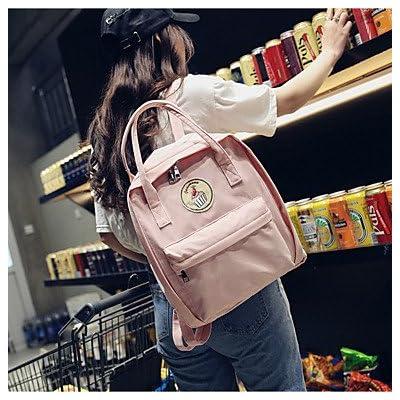 60%OFF LHWBA Women Backpack Velvet All Seasons Casual Round Zipper khaki Blushing Pink Red Black Green
