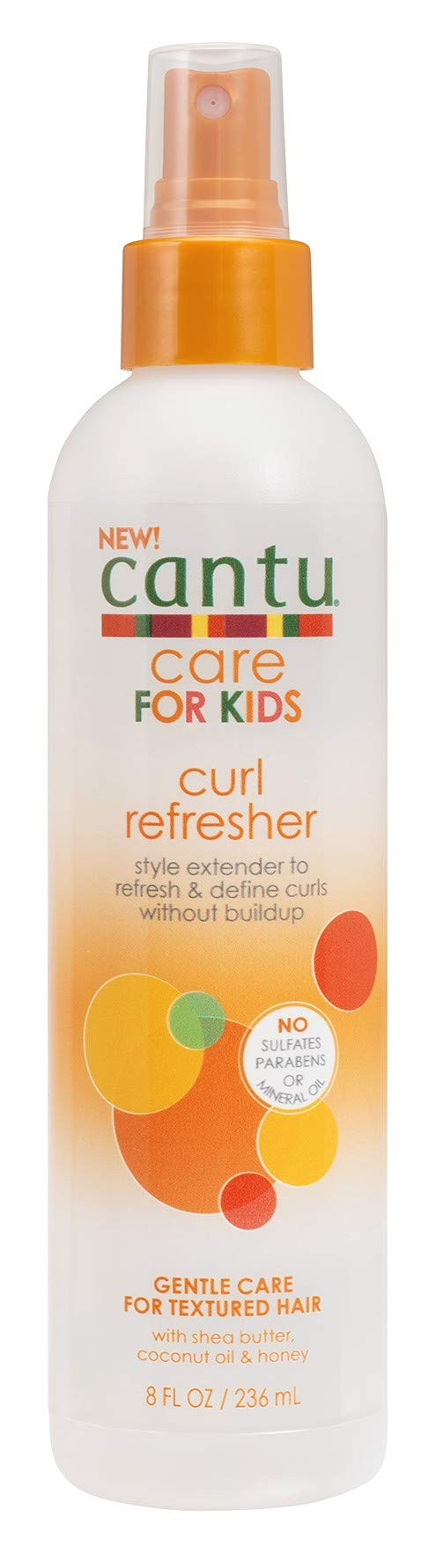Cantu Care For Kids Curl Refresher 8 Ounce (236ml)