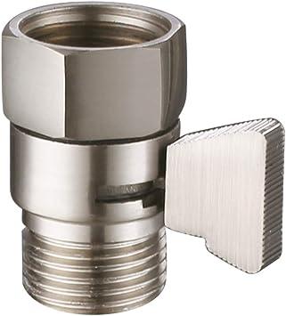 Pressure Quick Valve Brass Water Control Valve Shut Off Switch for Bidet Shower