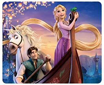 Amazon.com : Tangled Rapunzel, Pascal and Flynn in Boat ...