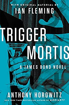 Trigger Mortis 0062395106 Book Cover