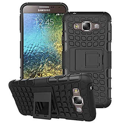 uk availability b1cd8 8b1ff Amazon.com: Yunhuanbucase Skidproof Phone Cover For Samsung E5 Case ...