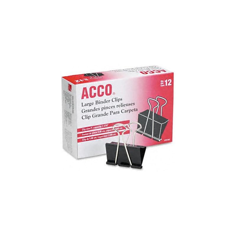 acco-binder-clips-large-1-box-12