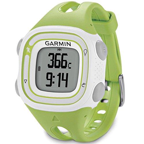 garmin-forerunner-10-gps-watch-green-white