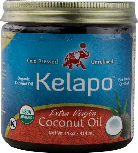 Kelapo Organic Extra Virgin Coconut