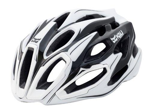 Cheap Kali Protectives Maraka Road Helmet, Zone White, Medium/Large