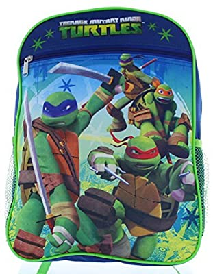 """Teenage Mutant Ninja Turtles 15"""" Backpack"""