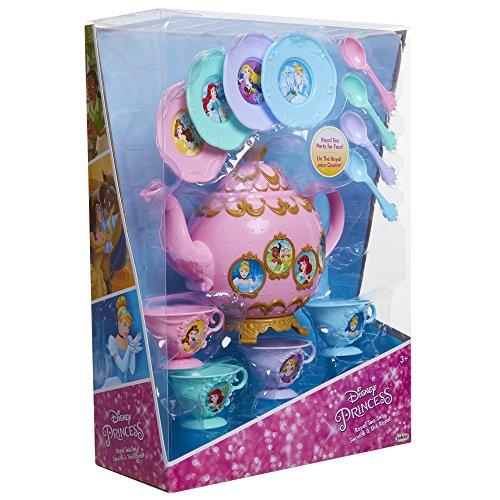 51t93Rz QRL - Disney Princess Royal Story Time Tea Set Pretend Play Toys