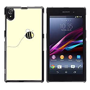 Amazoncom LECELLProtective Case Cover Skin ForXperia Z1 Protective Case