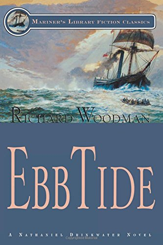 Ebb Tide: #14 A Nathaniel Drinkwater Novel (Mariners Library Fiction Classic) ebook