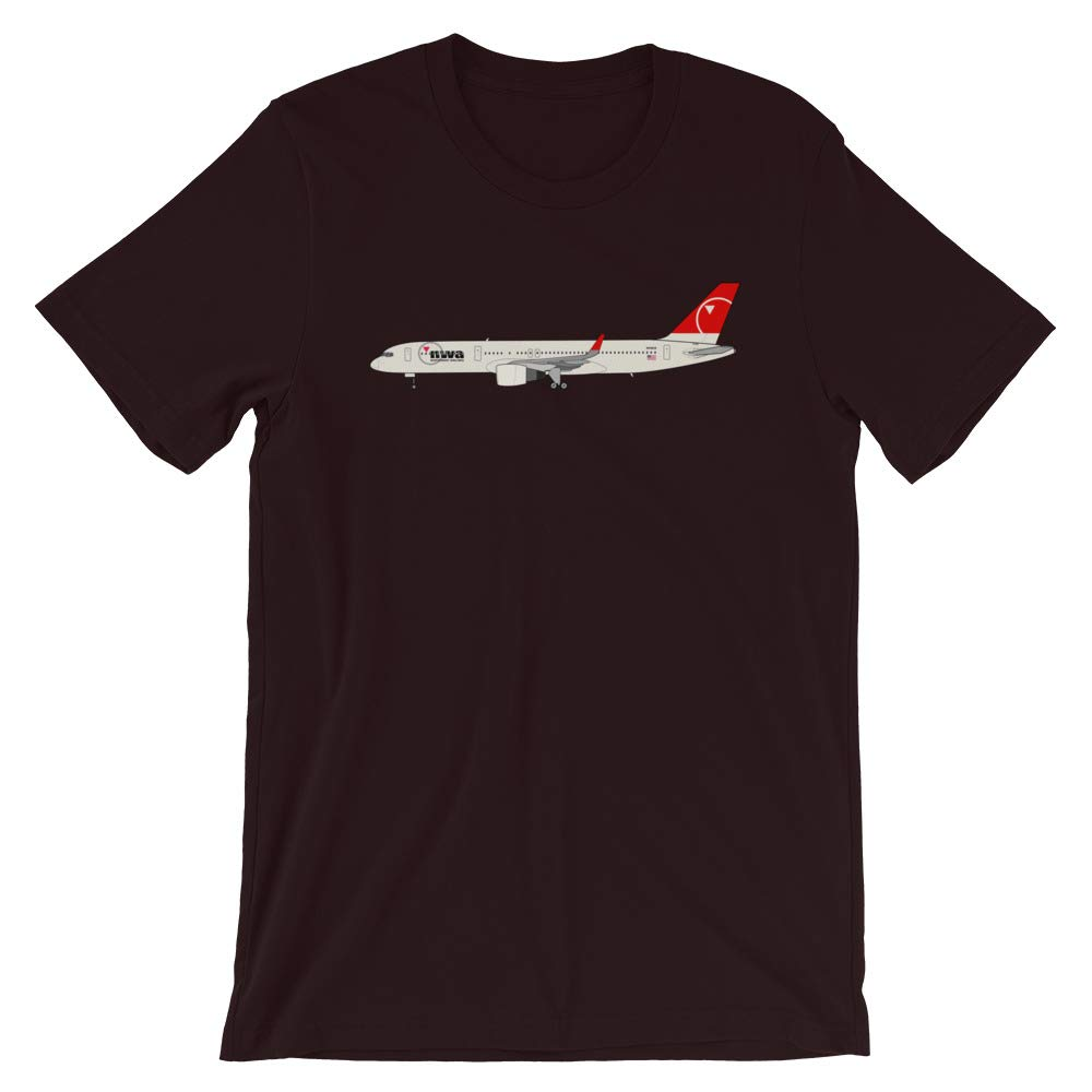 Northwest Airlines Boeing 757 Unisex T-Shirt