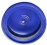 Pet Exercise Wheel, Pet Wheel for Sugar Gliders, Rats--Stealth Wheel; Blue XMount by Atticworx