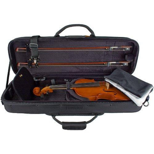 Protec Deluxe 4/4 Violin PRO PAC Case - Black Interior by ProTec (Image #2)