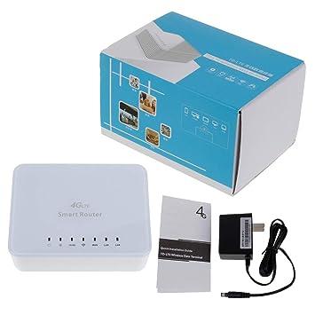 Shaoyanger - Router inalámbrico para Tarjeta SIM (150 Mbps ...