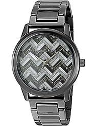 Michael Kors Womens Hartman Grey Watch MK3593