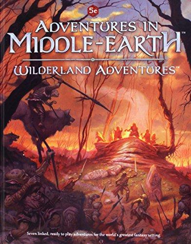 Adventures In Fantasy (Adventures in Middle Earth: Wilderland Adventures)