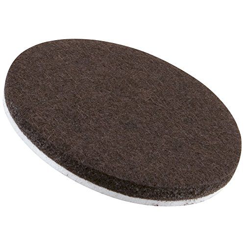 Self Stick 3 Quot Heavy Duty Furniture Felt Pads For Hard