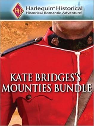book cover of Kate Bridges\'s Mounties Bundle