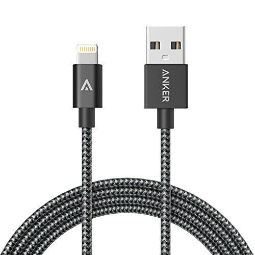 Anker Braided Lightning Connector Certified