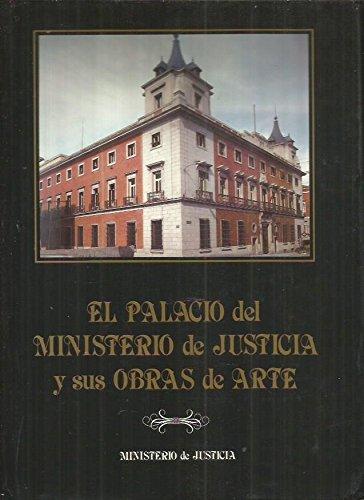 Descargar Libro El Palacio Del Ministerio De Justicia Y Sus Obras De Arte Virginia Tovar Martín
