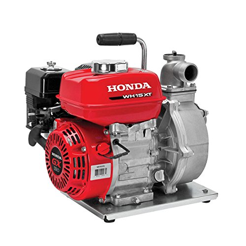 Honda WH15 High Pressure Centrifugal Pump, 1.5'' by Honda