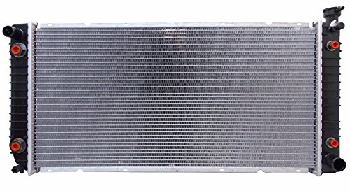 RADIATOR FOR CHEVY GM FITS YUKON SUBURBAN ESCALADE TAHOE PICKUP 5.0 5.7 (C2500 Suburban Radiator)