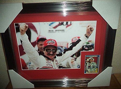 Photomint Coins Framed (Dale Earnhardt Sr Nascar Signed Autograph 13x16 Matted & Framed Coa Rare - JSA Certified - NASCAR Photomints and Coins)