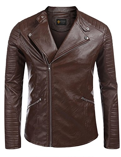 Biker Leather Jackets For Men - 8